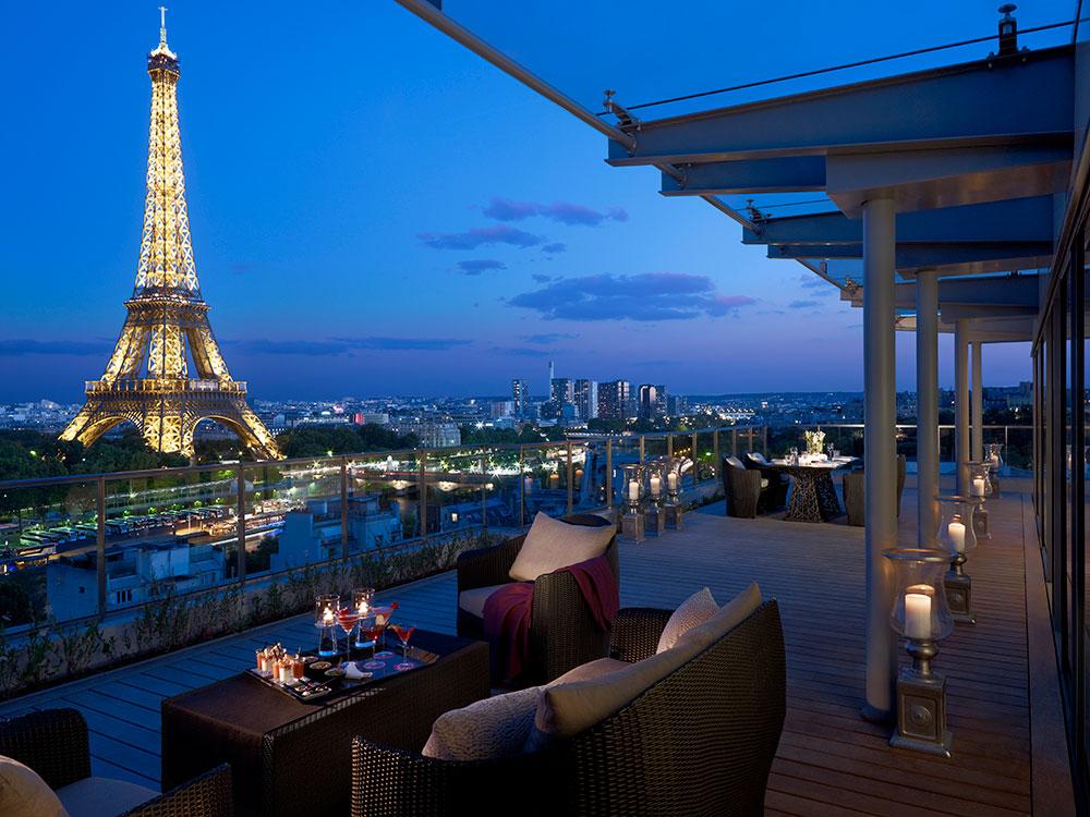Коммерческая недвижимость в Париже